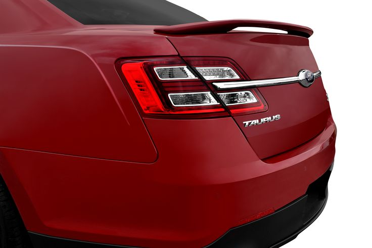 2013 - 2014 Ford Taurus SHO Factory Style Pedestal Rear Deck Spoiler http://www.sportwing.com/tau13-sho-ford-taurus-sho-factory-style-pedestal-spoiler