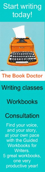 Online writing classes, workbooks, and manuscript consultation...start writing this year with the Bay Area Book Doctor