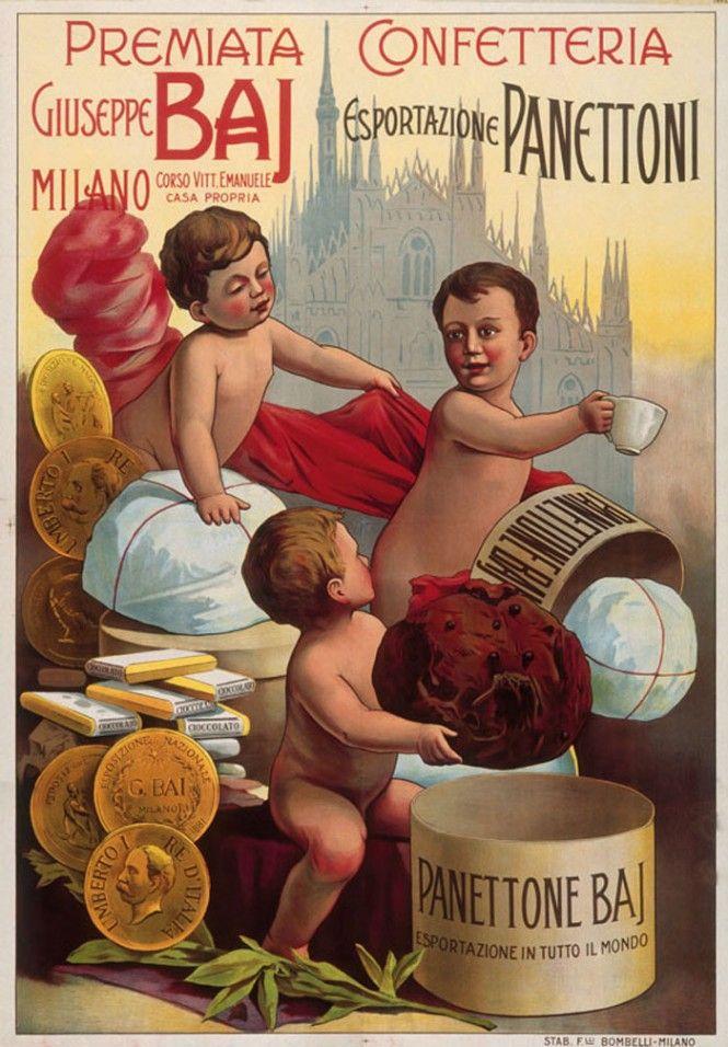 Panettoni d'autore | Italian Ways