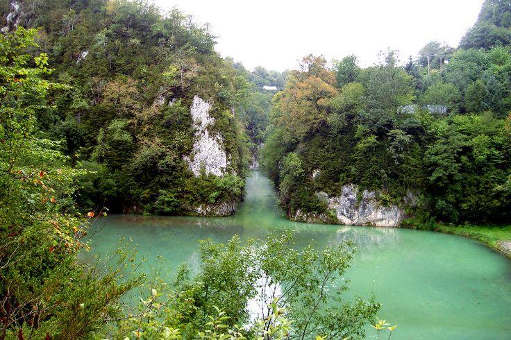 Pays basque : Les Gorges de #Kakuetta