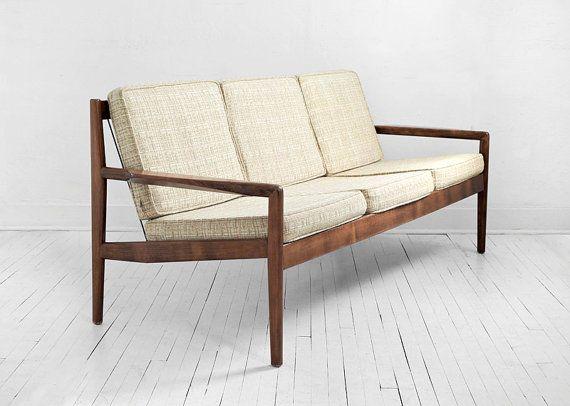 vintage eugen schmidt soloform sofa mid century by hindsvik just like we had when