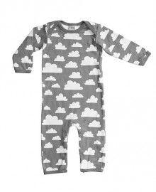Pyjama grijze wolken minienco.nl