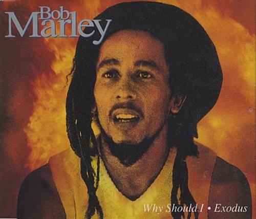 Bob Marley Why Should I 1992 UK CD single TGXCD3: BOB MARLEY Why Should I (1992 UK 4-track CD single also includes Exodus - Kindread Spirit…
