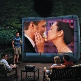 Inflatable Screen & Projector