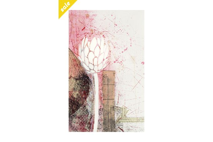 ​Botanical Illustration 05 – 'Collage' by Abundance Designs for sale on hellopretty.co.za