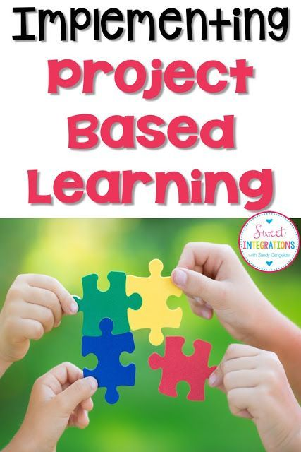 Implementing Project Based Learning; Learn about different types of projects that can be integrated into an elementary curriculum.