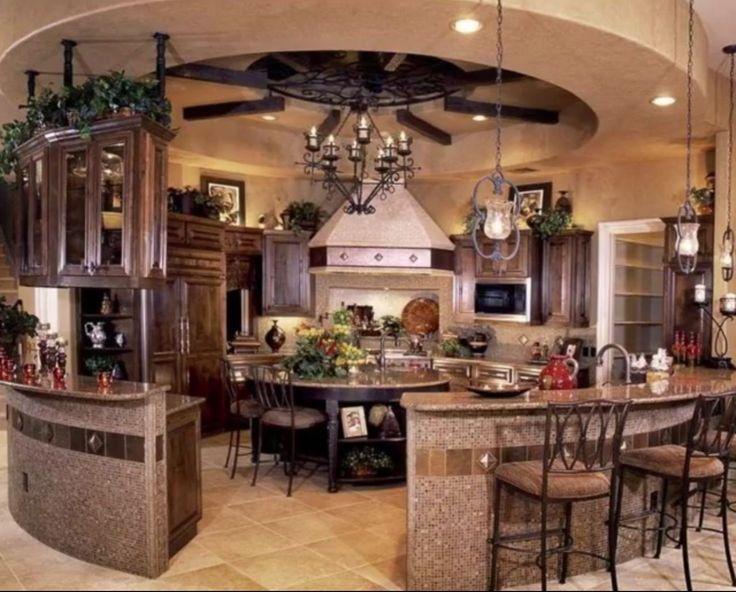 Moderne Küchen, Träumen Küchen, Kundenspezifischen Küchen, Länderküchen,  Ihr Schönes Zuhause, Schöne Orte, Wohnkultur Ideen, Küche, Haushalt