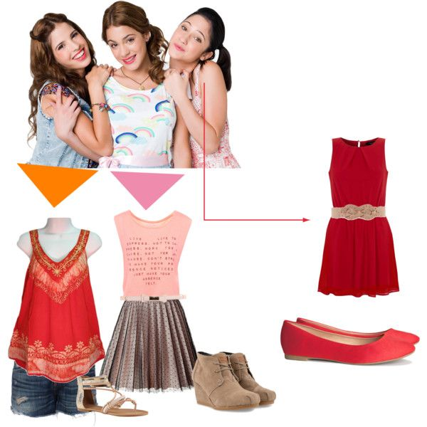 98 Best Images About Violetta Y Francesca Y Camila On
