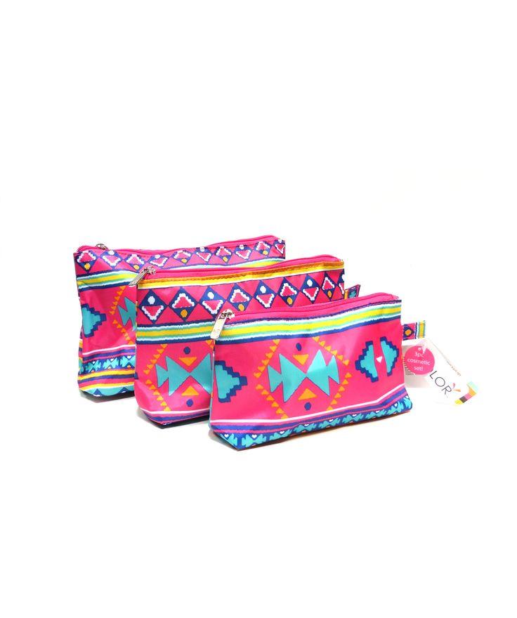 Cosmetiqueras Aztec  Disponible en www.masdiseno.com