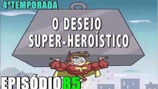 Os Padrinhos Mágicos | O Desejo Super-Heroístico - YouTube