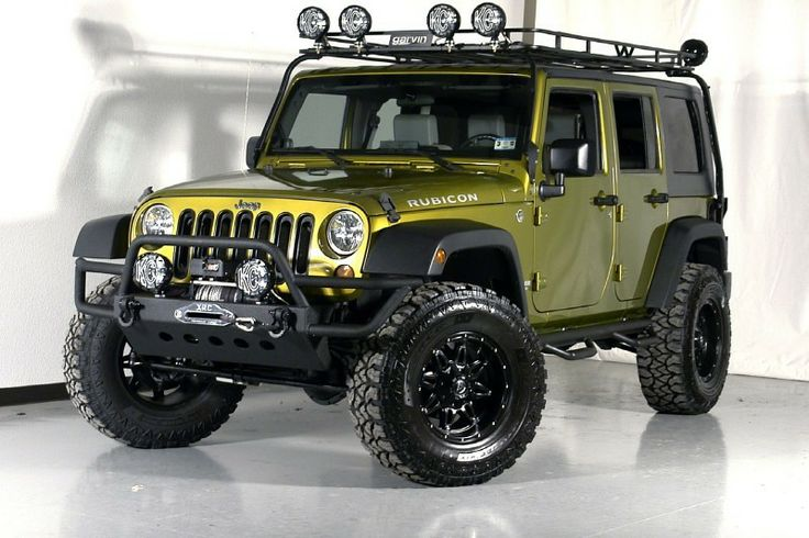 25+ best ideas about Jeep rubicon unlimited on Pinterest ...