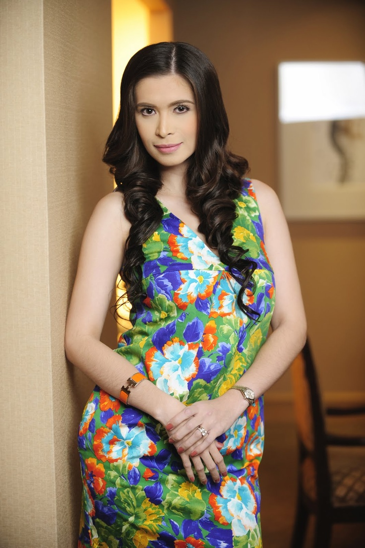 Filipina Actress Sunshine Cruz Montano Sweet But Tough