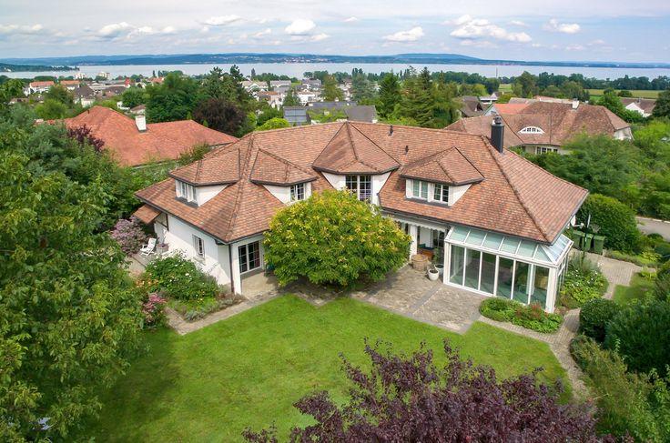 7½-Zimmer-Landhaus in bevorzugtem Wohnquartier in Bottighofen am Bodensee