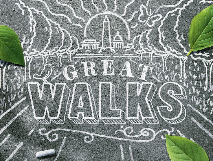 Love going for #walks? Check out the Washingtonian's 20 Greatest Walks Around DC! #welovedc