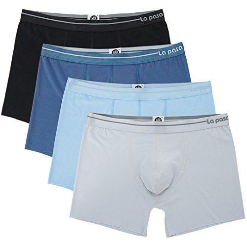 Lapasa Hommes Microfibre Sans couture ni Boxer (XL, Lot d... https://www.amazon.fr/dp/B018VBJZZA/ref=cm_sw_r_pi_dp_x_ocg-xb7J8RPDF