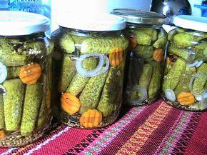 Hellena ...din bucataria mea...: Castraveti bulgaresti