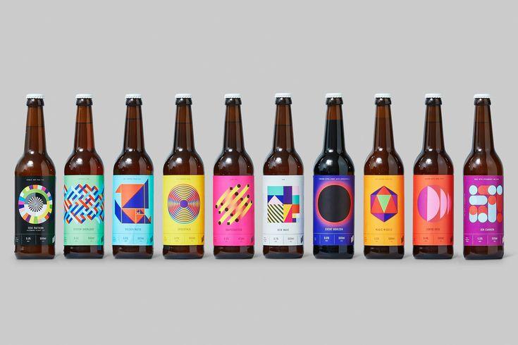 Halo Brewery — Underline Studio