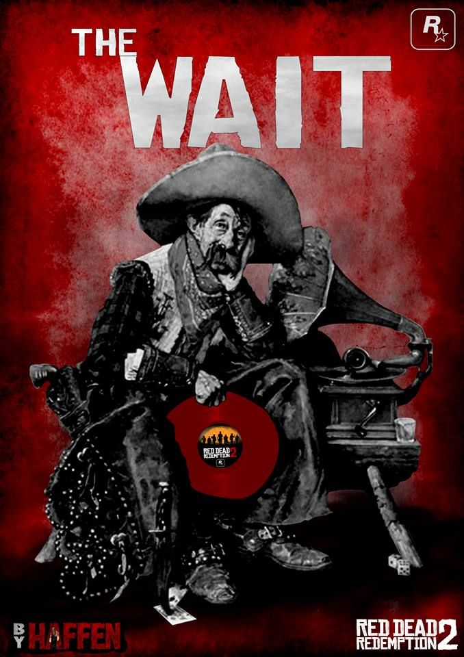 RDR 2 - The wait for redemption. by Haffen