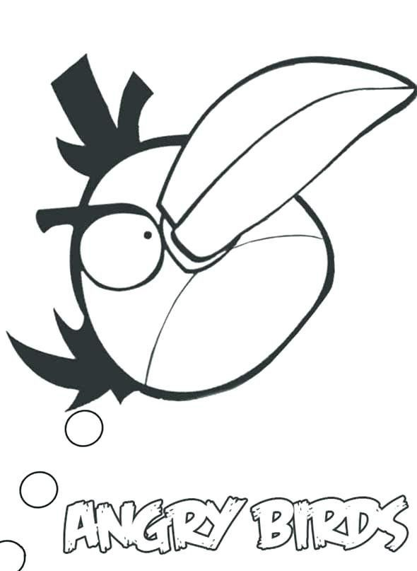 Angry Bird Colouring Pages Check More At Https Www Donyoung08