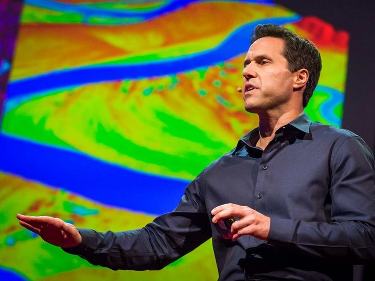 Greg Asner: Ecology from the air | Talk Video | TED.com