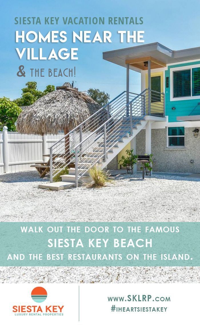 Siesta Key Vacation Rentals Near The Village Siesta Key Rentals Keys Vacation Siesta Key Florida