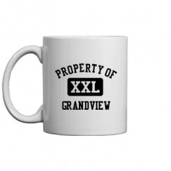 Grandview High School - Grandview, TX   Mugs & Accessories Start at $14.97