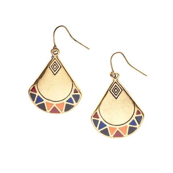 Circus Tribe earrings (http://www.prettydress.com.au/circus-tribe-earrings/)