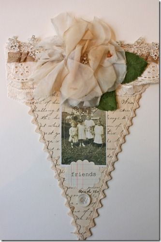 pretty banner idea