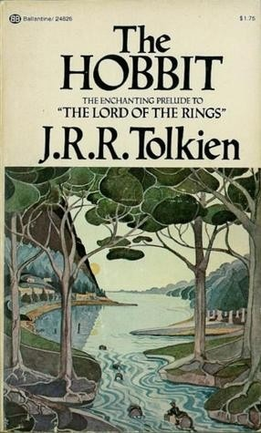 'The Hobbit', one of the very first fantasy book I ever read...