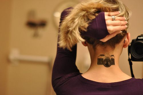 camera tattoo - Google Search tattoos