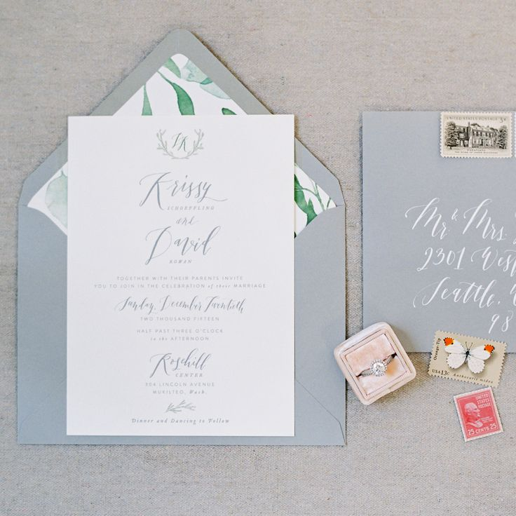 custom wedding invitations nashville%0A Custom Wedding Stationary and Calligraphy Designs   LA Happy   Wedding  Sparrow  fineartcuration member