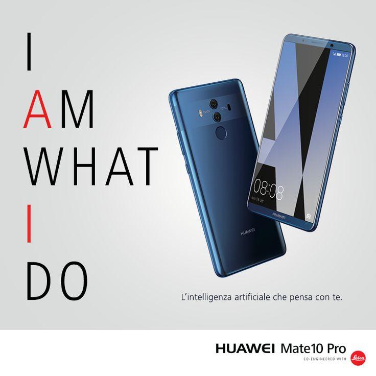 Lintelligenza Artificiale Che Pensa Con Te Finalmente E Arrivata Scopri Huaweimatepro Http