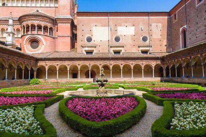 The Certosa di Pavia. www.italianways.com/the-certosa-di-pavia-the-el-escorial-of-the-dukes-of-milan/