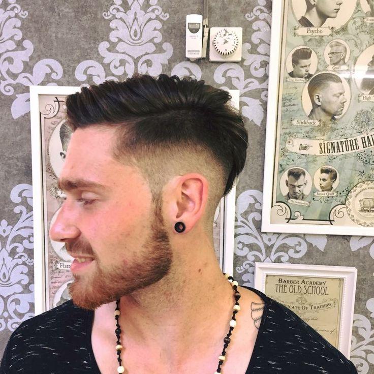 Faded Haircut, UnisexMainz, Men