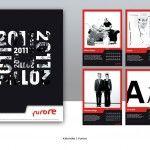 #ontwerp #kalender #Furore