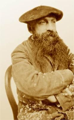 Auguste Rodin Born: 12 November 1840; Paris, France Died: 17 November 1917; Meudon, Île-de-France, France Field: sculpture Nationality: French Art Movement: Impressionism