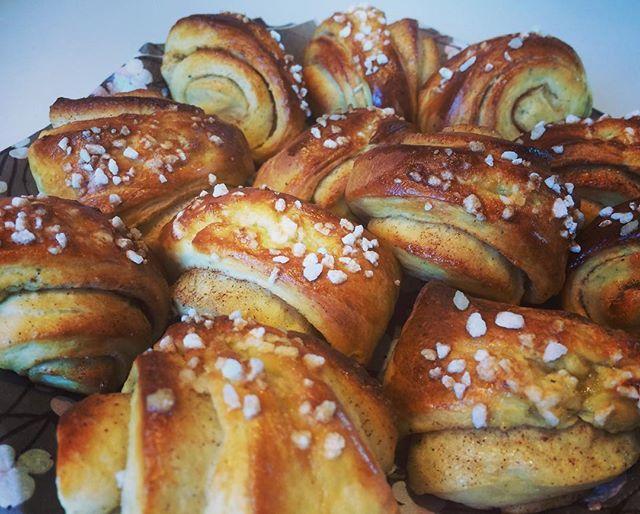 #leivojakoristele #kanelipullahaaste Kiitos @johnulii