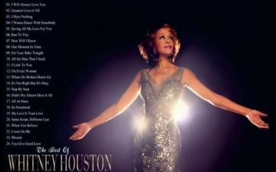 Whitney Houston Greatest Hits - Best Songs Of Whitney Houston