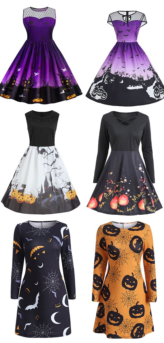 party dresses for women:Halloween Dress