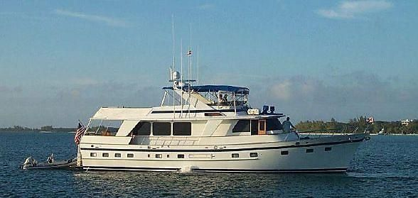 1987 DeFever Motoryacht Power Boat For Sale - www.yachtworld.com