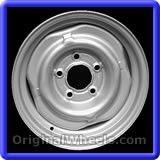 Chevrolet Astro Van 1995 Wheels & Rims Hollander #8023 #Chevrolet #AstroVan #ChevroletAstroVan #1995 #Wheels #Rims #Stock #Factory #Original #OEM #OE #Steel #Alloy #Used