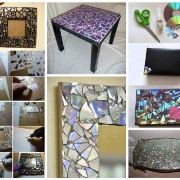 3300 best recycling ideas images on pinterest creativity home how to reuse old cds 4 original ideas httprecyclart solutioingenieria Choice Image