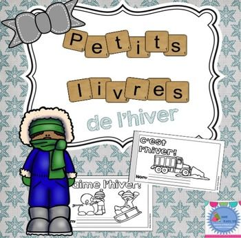 This product contains two different mini-books for french emergent readers about Winter. They are ready to use (print and staple). Each book is available in 3 different versions: - coloring book (pictures and sentences included).  - drawing book (only sentences included.  - a book to complete with the correct word (pictures included).