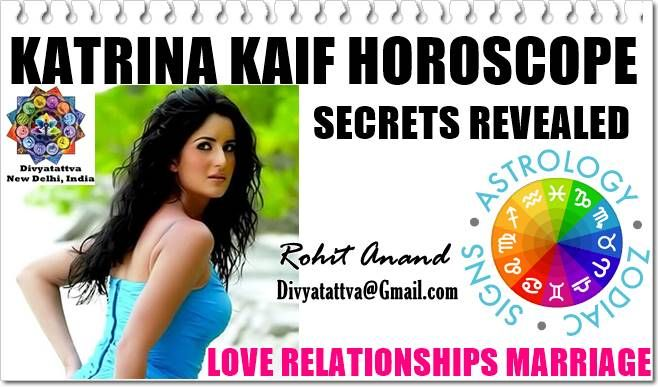 Katrina Kaif Horoscope Birth Charts Zodiac Sign Love Astrology Predictions Kundali Analysis Of Marriage Career Movies By Top Astrologer Rohit Anand Horoscope Katrina Kaif Love Astrology