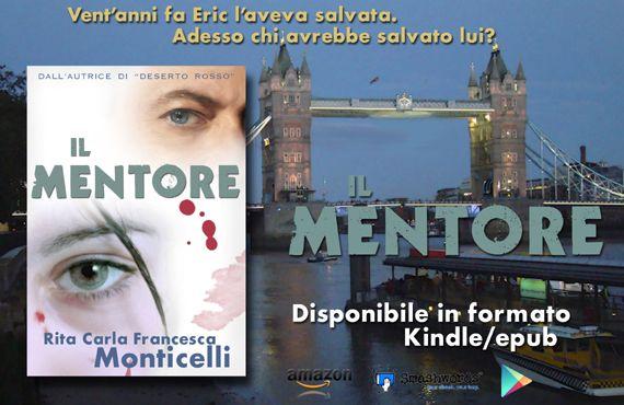 """È uscito """"Il mentore"""". Ora conoscerai la sua allieva. - http://www.anakina.net/dblog/articolo.asp?articolo=506 -- #ilmentore #thriller #ebook"""