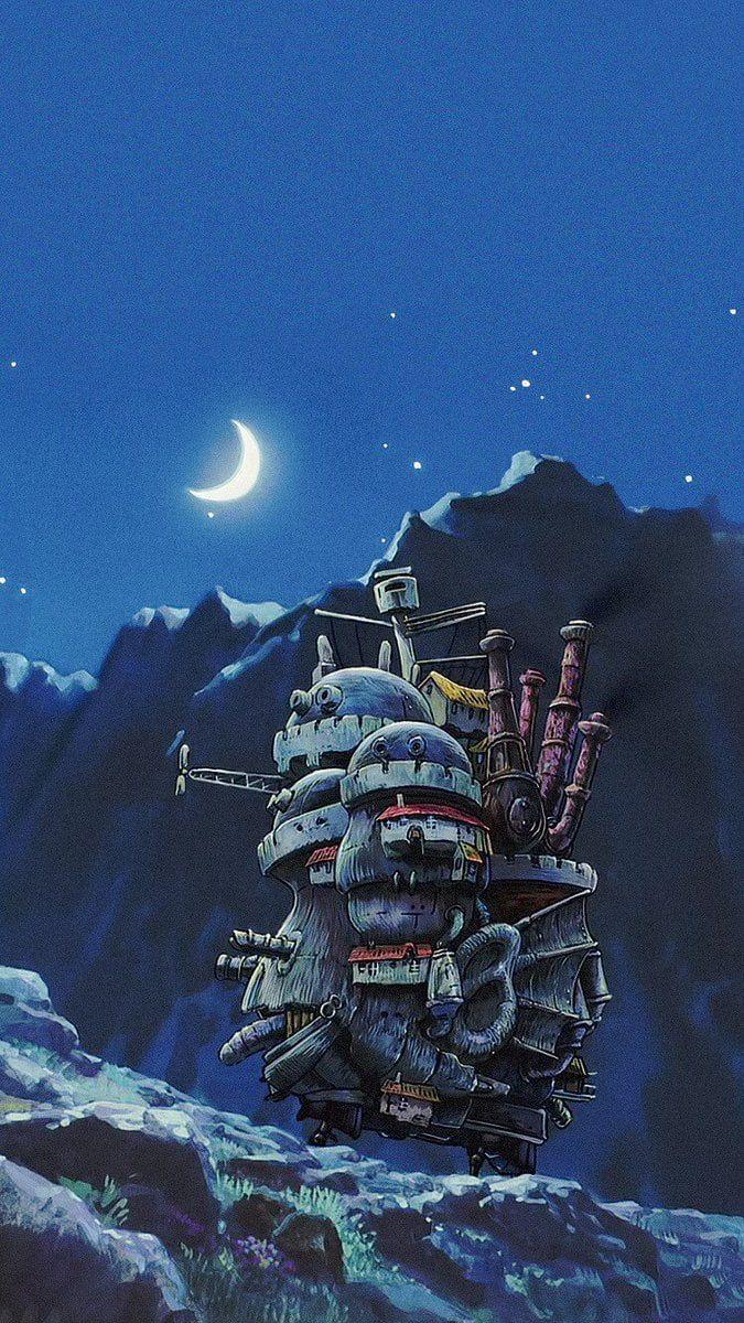 ジブリ おしゃれまとめの人気アイデア Pinterest Jin Koizumi 2020 アニメの風景 ジブリ ポスター ハウルの動く城