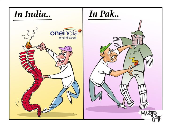 India Vs Pakistan in World Cup Cricket #cricket