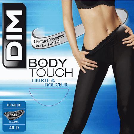 Découvrez notre collection de Collant nuit noire Body Touch Opaque 40D au meilleur prix sur dim.fr