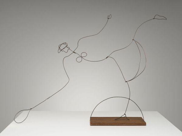Alexander Calder, Helen Wills, 1928: Alexander Calder, 1928, Art Pieces