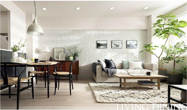 室内・モデルルーム - Brillia 文京江戸川橋 【アットホーム】新築マンション・分譲マンションの物件情報